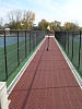 Henderson High School Tennis Court