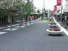 Mall in Ipswish Queensland Australia